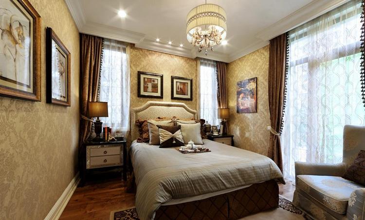 2016最新欧式别墅客厅设计简析!